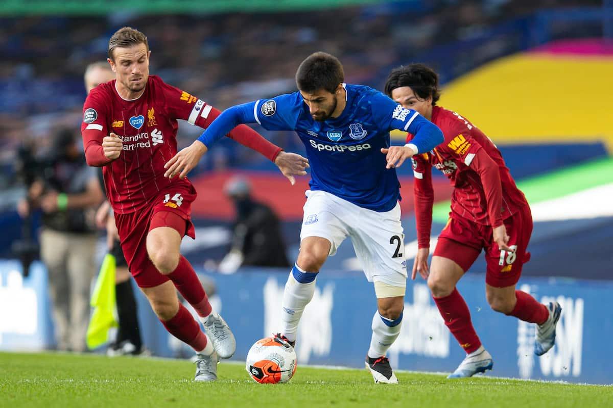 Everton vs Liverpool: Thức tỉnh đi, nhà vô địch!