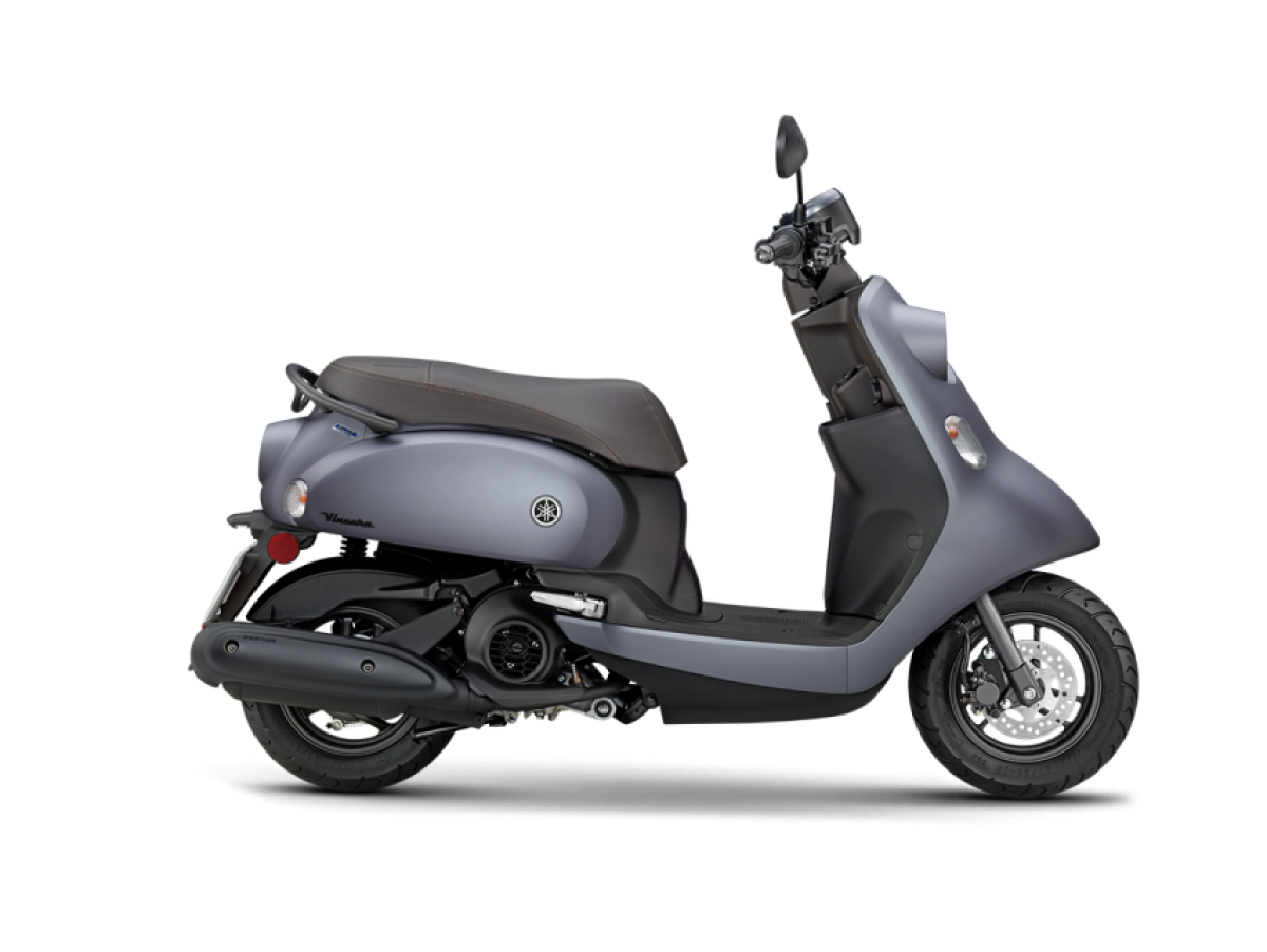 Yamaha Vinoora 2020 - Xe tay ga thiết kế như một nhân vật hoạt hình