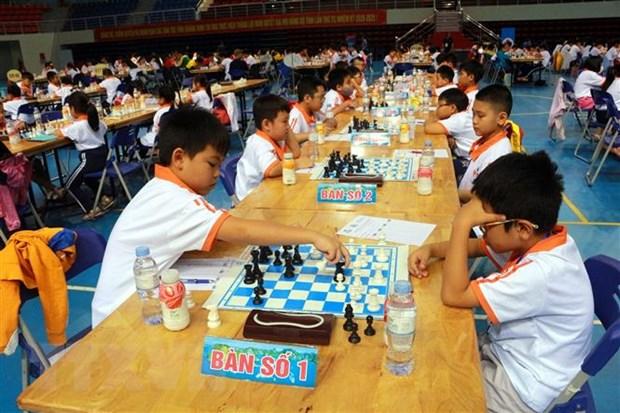 Khai mạc Giải vô địch cờ vua trẻ xuất sắc toàn quốc năm 2020