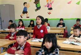 Linh hoạt trong dạy học Tiếng Việt lớp 1