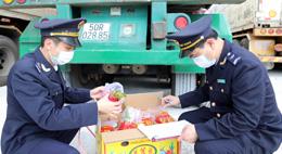Hải quan Lạng Sơn: Ngăn chặn gian lận thương mại qua kê khai hải quan