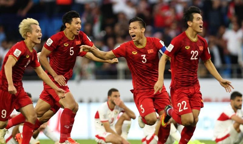 ĐT Việt Nam tiếp tục duy trì hạng 94 thế giới và 14 châu Á