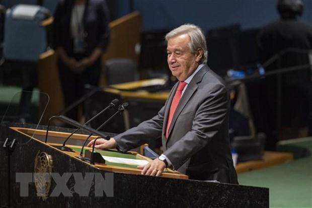 75 năm Liên hợp quốc: Hóa giải thách thức bằng tinh thần đa phương