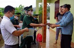 Bộ đội biên phòng tỉnh nâng cao nhận thức pháp luật cho Nhân dân