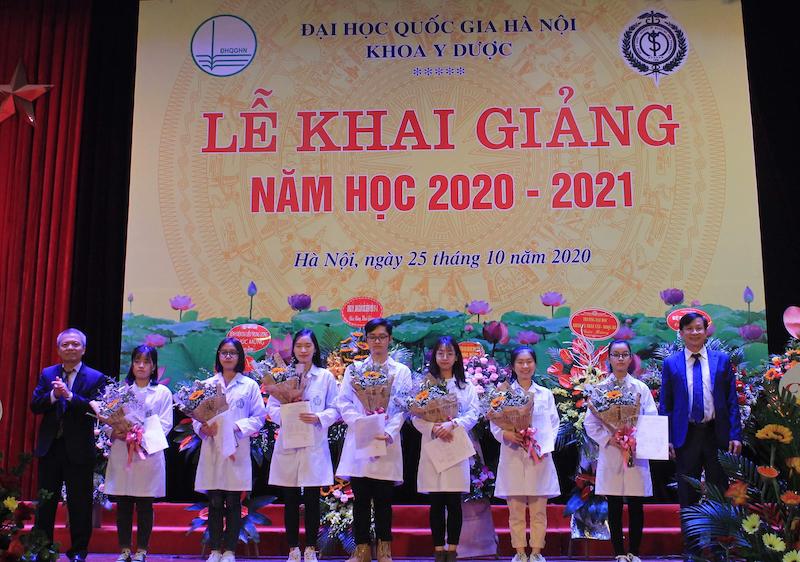 Thành lập Trường đại học Y Dược thuộc Đại học Quốc gia Hà Nội