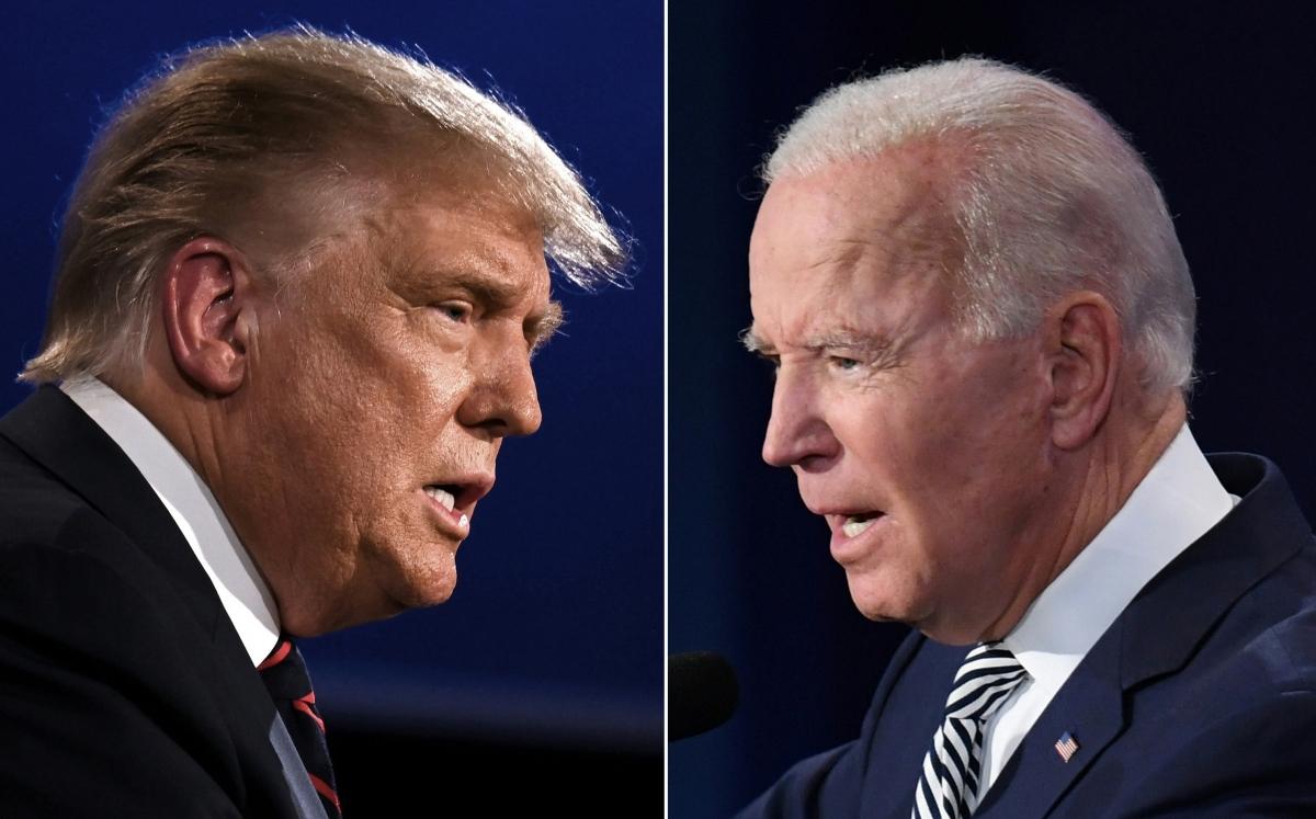 Hai ứng viên tổng thống Mỹ tăng cường vận động nước rút tại các bang chiến địa