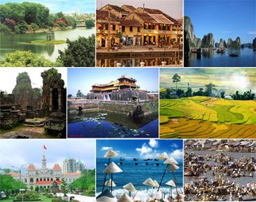 Xây dựng thương hiệu quốc gia cho du lịch văn hóa Việt Nam