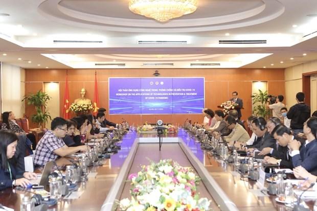Làm chủ công nghệ - yếu tố quan trọng giúp Việt Nam kiểm soát COVID-19
