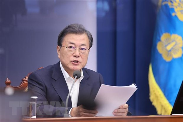 ASEAN 2020: Tổng thống Hàn Quốc sẽ tham gia các hội nghị cấp cao