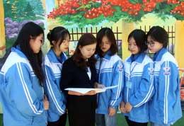 Trường THPT Bắc Sơn 60 năm xây dựng và trưởng thành