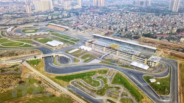 Việt Nam vẫn đang đàm phán về khả năng tham gia chặng đua F1 năm 2021