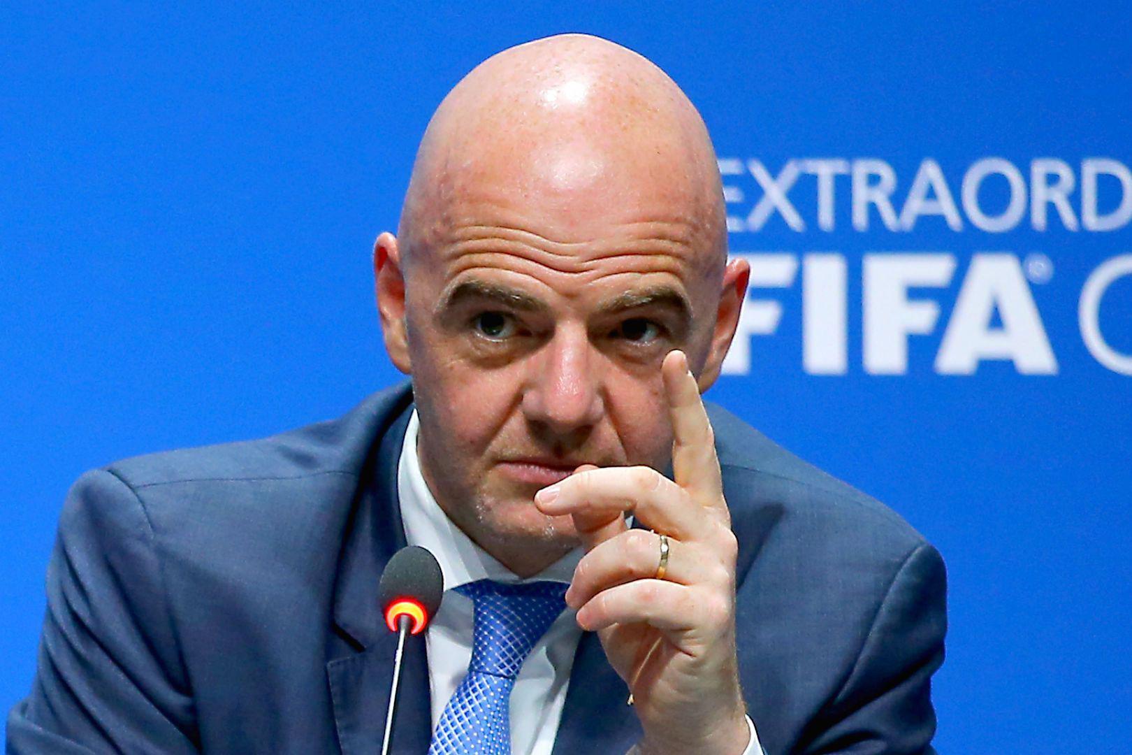 Chủ tịch FIFA chúc mừng Viettel vô địch V-League 2020