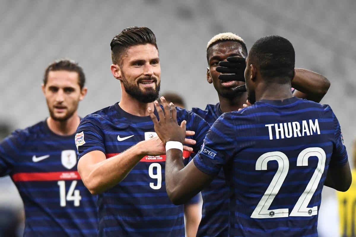 Pháp 4-2 Thụy Điển: Pogba sai đã có các đồng đội sửa