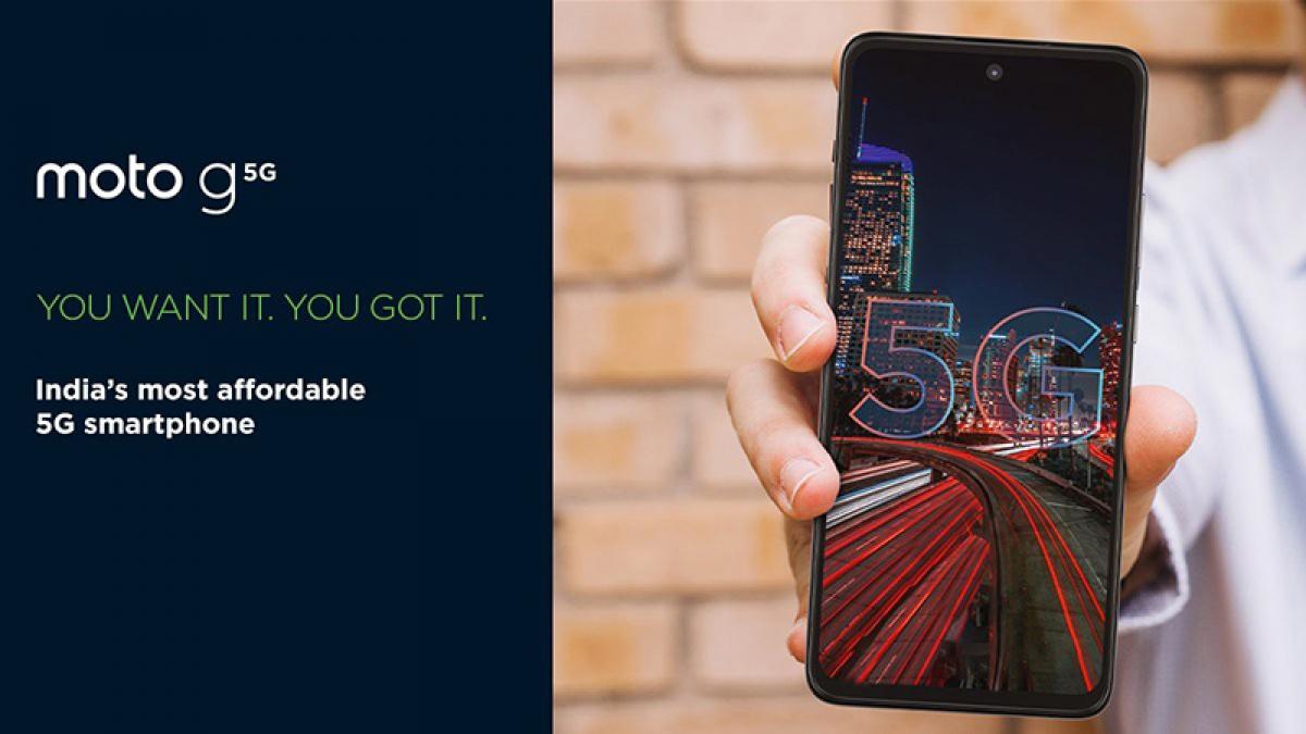 Ra mắt smartphone rẻ nhất thế giới có hỗ trợ kết nối 5G