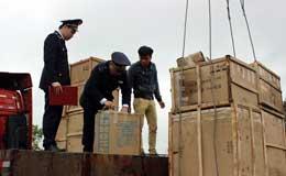 Chi cục Hải quan Cửa khẩu Quốc tế Hữu Nghị: Cờ đầu thu thuế xuất nhập khẩu