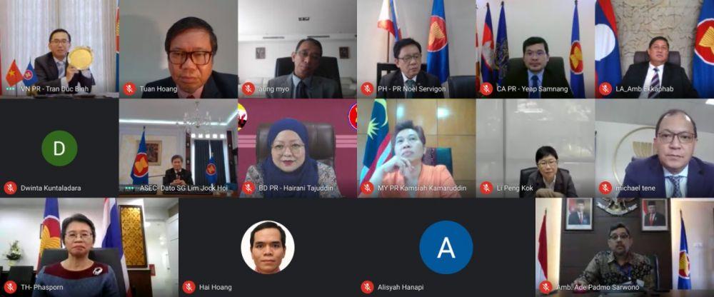 TTK ASEAN chúc mừng Việt Nam hoàn thành xuất sắc vai trò Chủ tịch