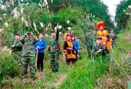 Chung sức bảo vệ biên cương Tổ quốc