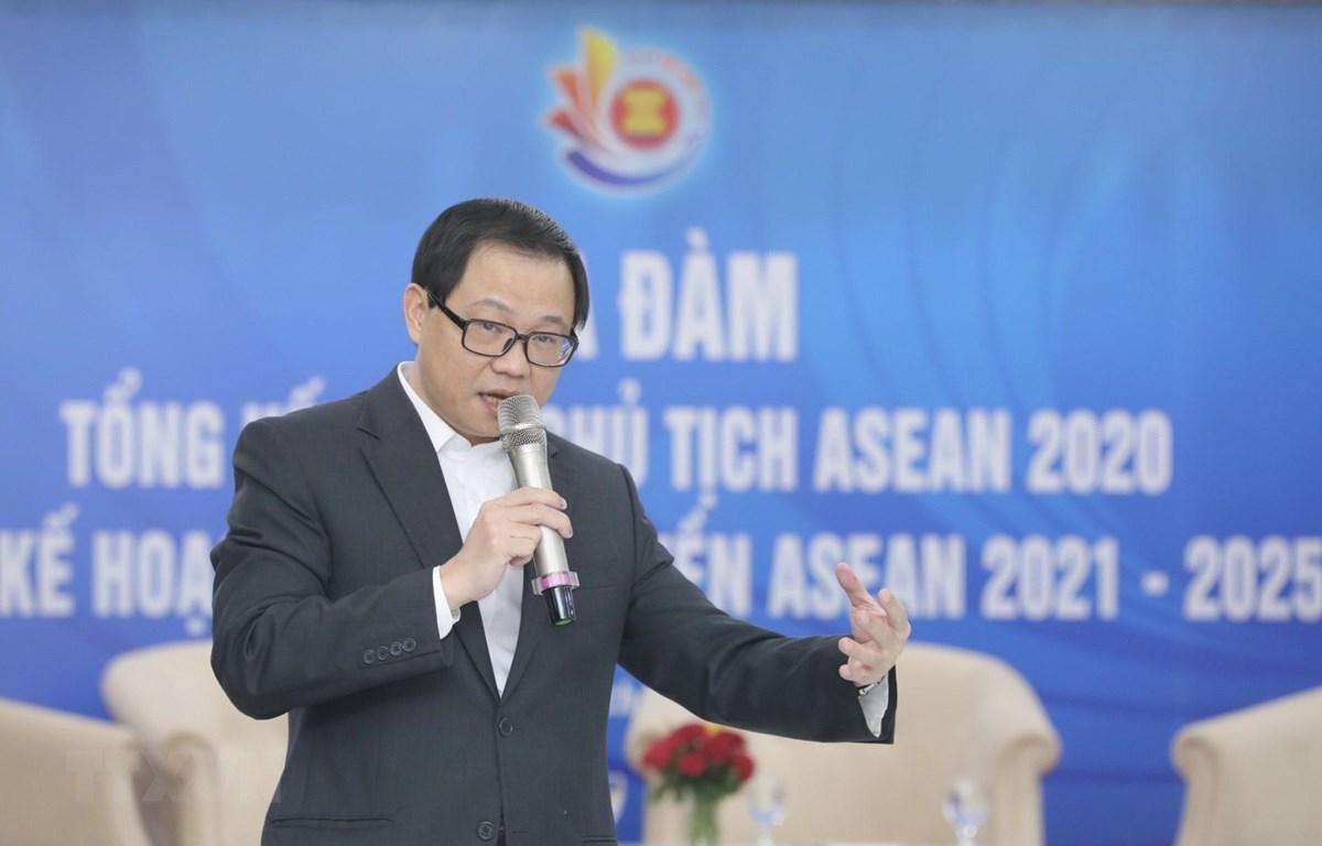 Tọa đàm Tổng kết Năm Chủ tịch ASEAN và Kế hoạch tuyên truyền ASEAN