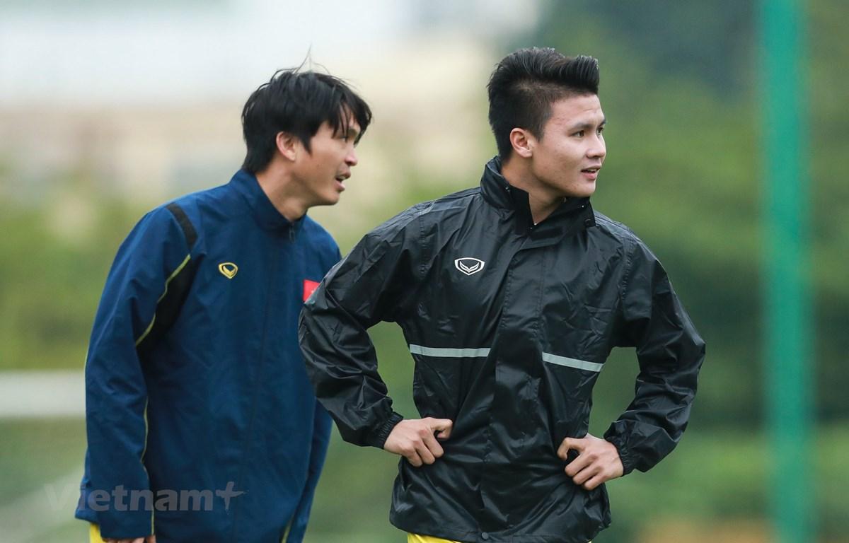 HLV Park Hang-seo: 'Đội tuyển Việt Nam chưa chắc thắng dễ đội U22'