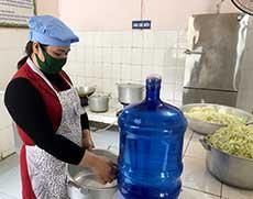 Tân Đoàn: Dân khổ vì thiếu nước