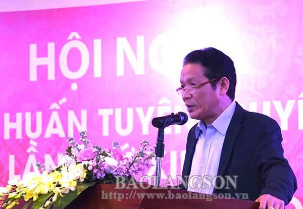 300 nhà báo được tập huấn tuyên truyền  Đại hội lần thứ XIII của Đảng