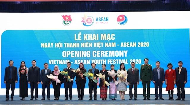 Ngày hội Thanh niên Việt Nam - ASEAN 2020