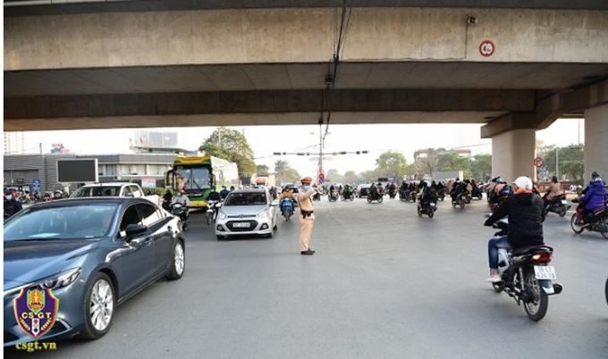 40 người tử vong vì tai nạn giao thông trong 3 ngày nghỉ Tết