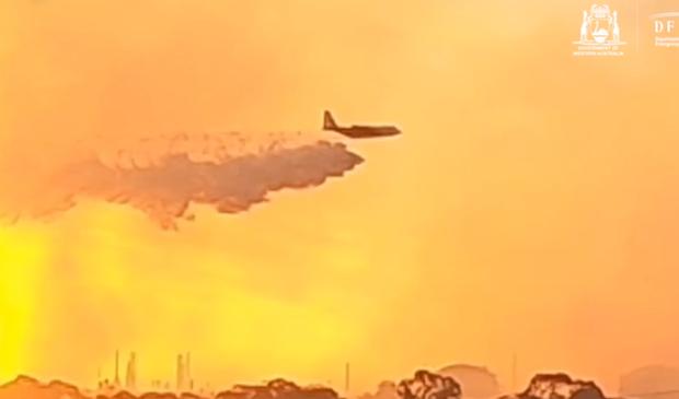 Australia: Cảnh báo khói độc do cháy rừng tại thành phố Perth