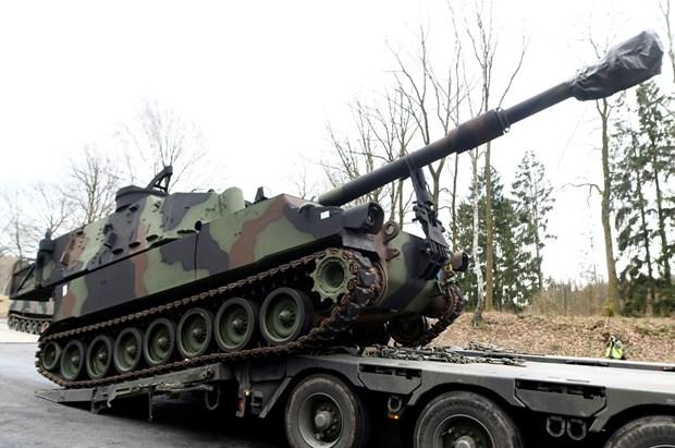 Đức xuất khẩu 1,4 tỷ USD vũ khí tới Trung Đông trong năm 2020