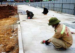 Giải phóng mặt bằng các dự án: Nỗ lực của thành phố Lạng Sơn