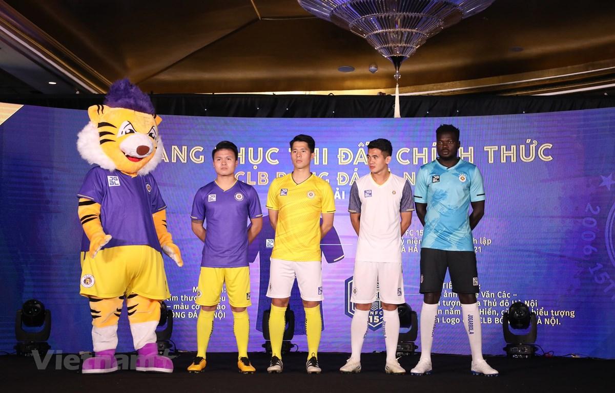 Hà Nội FC đặt mục tiêu 'thâu tóm' toàn bộ danh hiệu ở mùa giải 2021