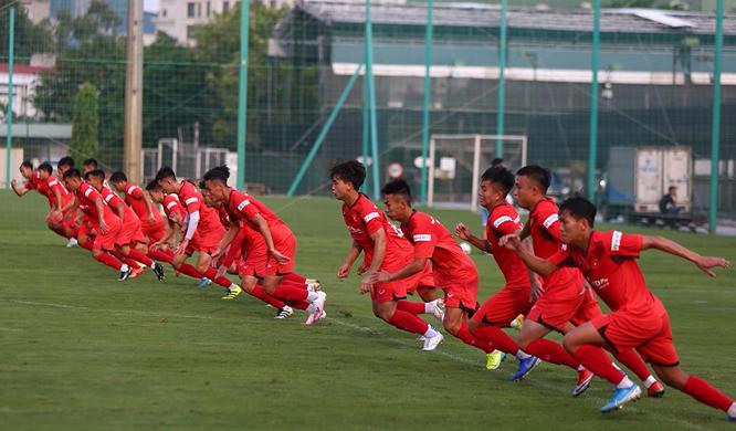 Bóng đá Việt Nam dồn toàn lực cho SEA Games 31