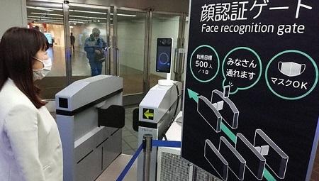 Công nghệ nhận diện khuôn mặt người đeo khẩu trang