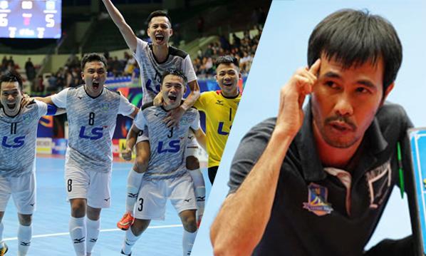 Futsal Việt Nam vinh danh thế giới trong năm 2020
