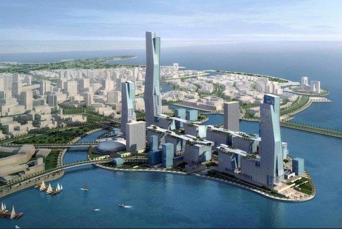 Saudi Arabia xây thành phố không carbon