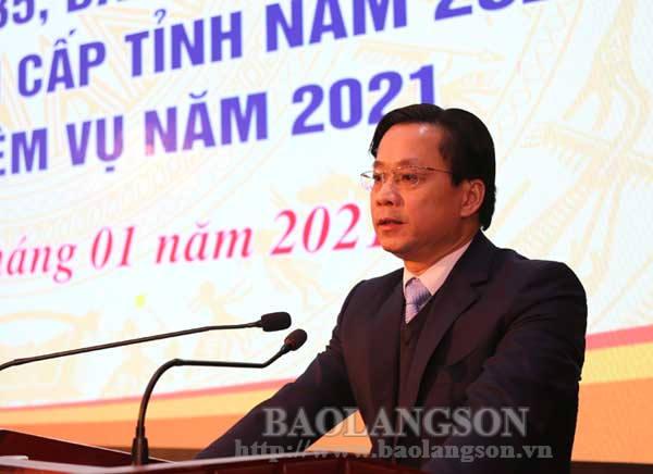 Tổng kết công tác tuyên giáo và hoạt động Ban Chỉ đạo 35, Ban Chỉ đạo thông tin đối ngoại cấp tỉnh năm 2020