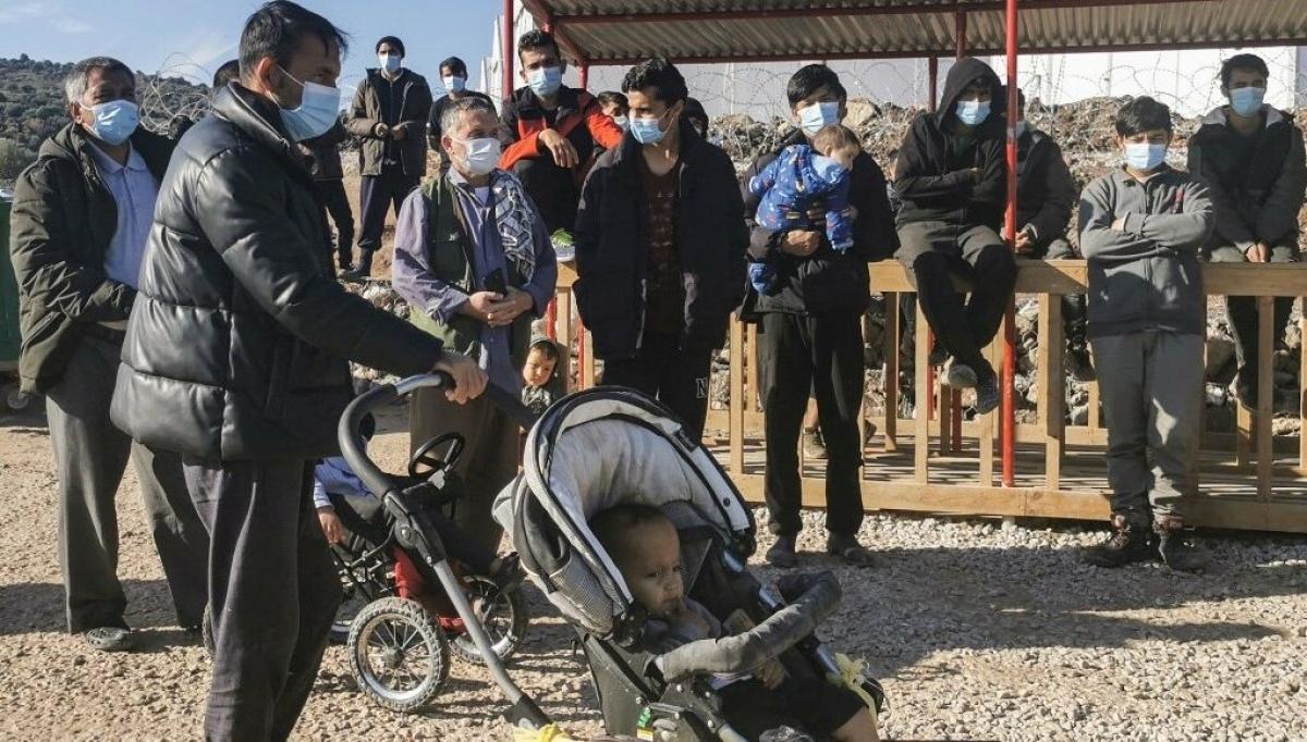 Hy Lạp kêu gọi EU gây áp lực buộc Thổ Nhĩ Kỳ nhận lại 1.500 người di cư
