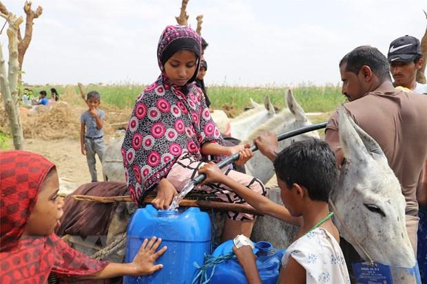 HĐBA LHQ quan ngại trước nguy cơ xảy ra nạn đói ở Yemen