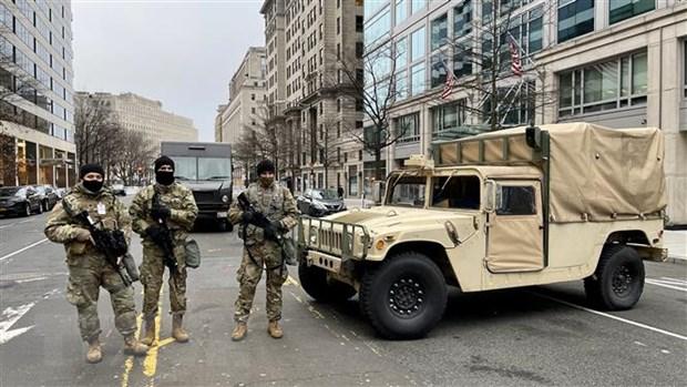 FBI điều tra khả năng nước ngoài tài trợ cho vụ bạo loạn Đồi Capitol