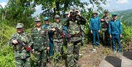 Hiệu quả công tác quốc phòng, quân sự ở Bính Xá