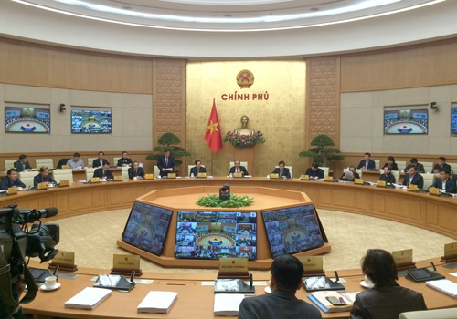 Phó Thủ tướng Thường trực chủ trì hội nghị về thanh niên, trí thức trẻ