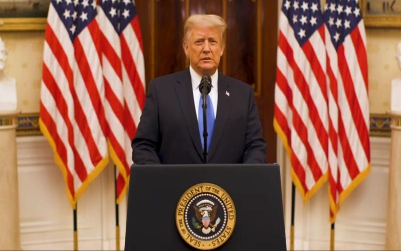 Tổng thống Trump ca ngợi những thành tựu trong nhiệm kỳ