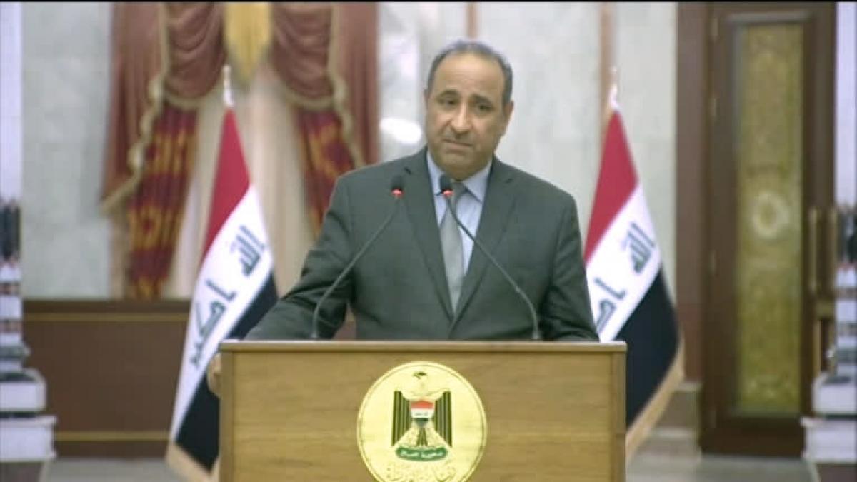 Iraq quyết định lùi Tổng tuyển cử từ tháng 6 sang ngày 10/10/2021