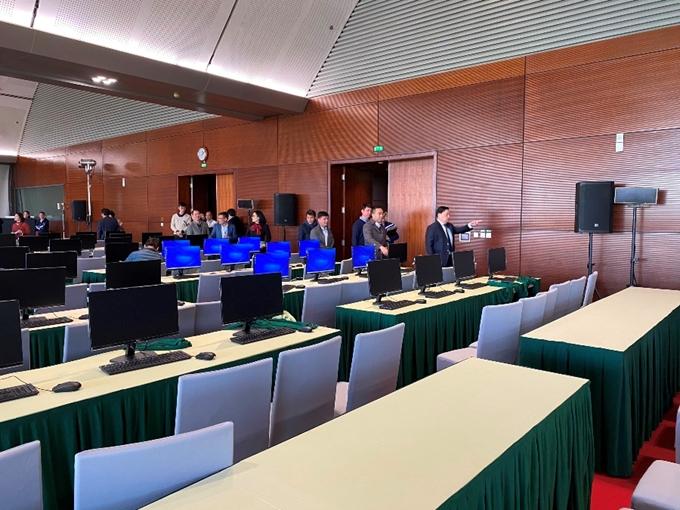 Trung tâm Báo chí Đại hội XIII của Đảng dự kiến khai trương vào ngày 22/1