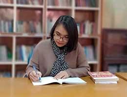 Cô giáo trẻ tiêu biểu học và làm theo Bác