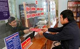 """Tân Thành: Đồng bộ các giải pháp thực hiện hiệu quả cơ chế """"một cửa"""""""