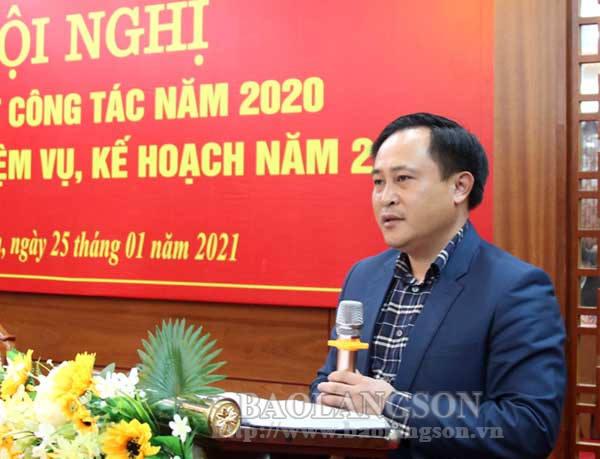 Sở Tài nguyên và Môi trường triển khai nhiệm vụ năm 2021