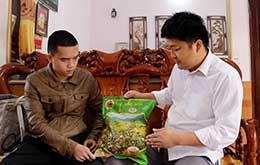 Xứng danh thương hiệu vàng nông nghiệp Việt Nam