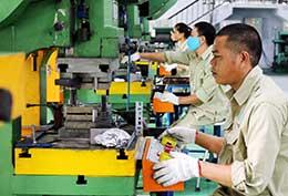 Xây dựng mô hình trình diễn kỹ thuật sản xuất sản phẩm mới: Hiệu quả từ nguồn vốn khuyến công quốc gia