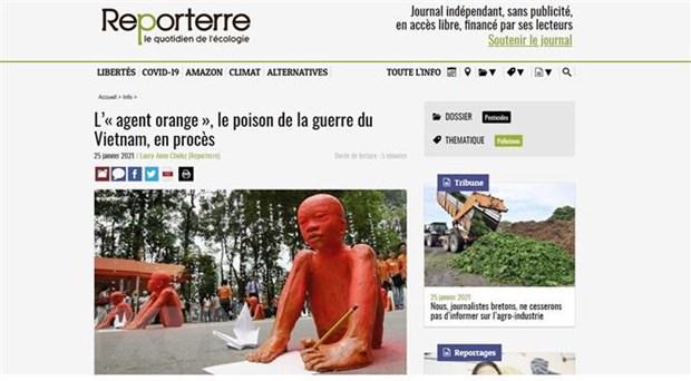 Truyền thông Pháp đánh giá
